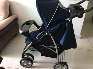 Stroller+carseat