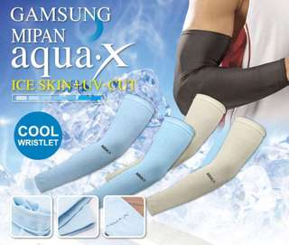 AquaX Arm Sleeve|Socks