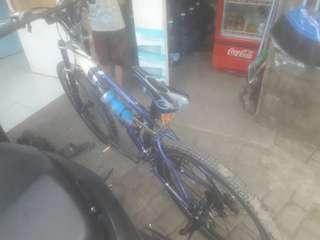 Sepeda gunung united