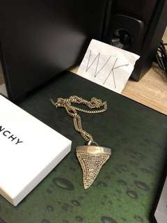 Givenchy Shark Necklace