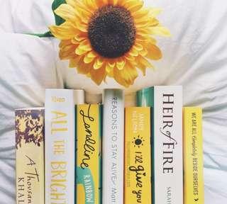 Books Preorder