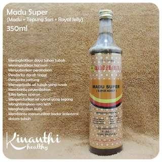 Madu Pramuka - Madu Super