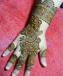 Henna services for all occassion
