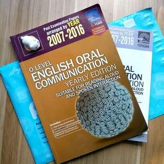 Shinglee O Level English Oral Communication