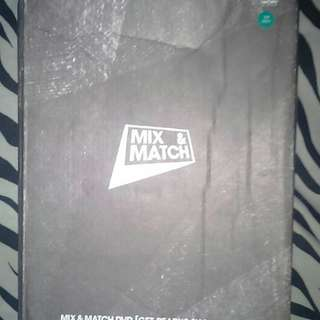 IKON Mix & Macth DVD (Second)