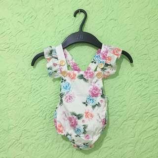 Baby Romper for OOTD