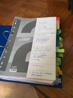 Free VS chemistry notes