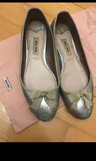 Sales - $60 Miu miu shoes flat