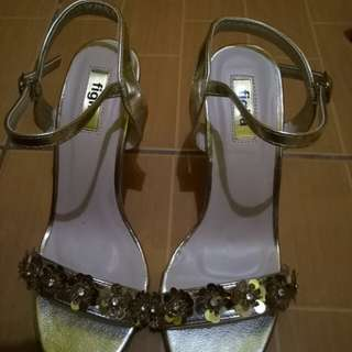 "Figlia Brand 4"" High Heel Sandals"
