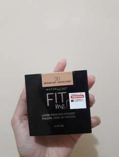 Fit Me Loose Powder - 30 Medium Deep