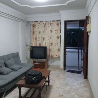 2+1 CLEMENTI AVE 4 BK 309 FURN 2AC, WHOLE FLAT FOR RENT, IMMED.