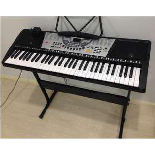 Fujicom 61 Keys Digital Electronic Piano Keyboard