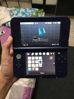 Modded IPS Screen New 3DS XL