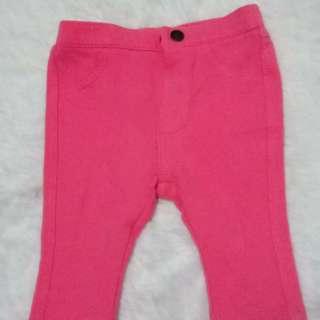 Cherokee Pink pants/jeggings