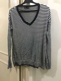 MANGO light sweater stretch