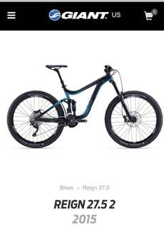 Giant Reign 2 27.5 (M)