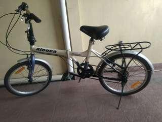 Sepeda Lipat Aleoca 20'