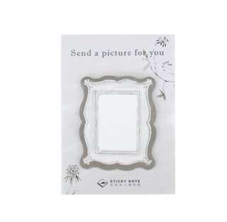 🚚 Fancy Frame Sticky Memo Pad