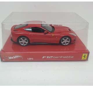 Hot Wheels - Ferrari F12 Berlinetta