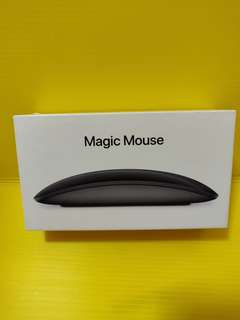 2018 APPLE MAGIC MOUSE LIMITED SPACE GREY MAC POWERBOOK