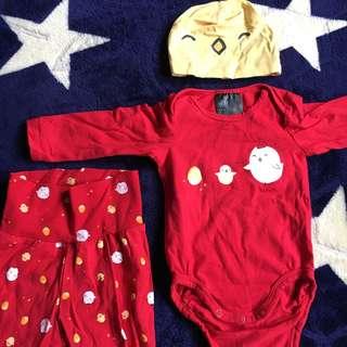 H&M newborn set