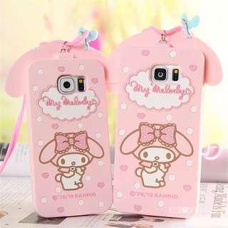 🚚 My Melody Samsung casing [Preorder]