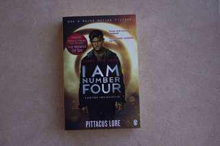 I Am Number Four Novel