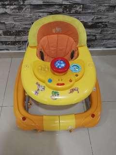 Baby Walker used