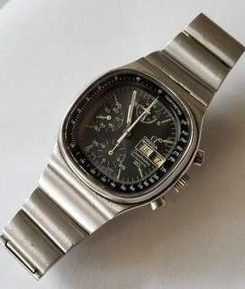 舊裝Omega Speedmaster Mark 4.5 機械計時錶