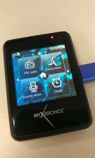 Myxkronoz zenano smart watch 智能手錶