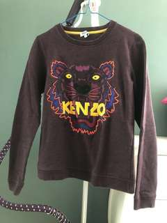 Sale authentic KENZO sweater limited edition size S