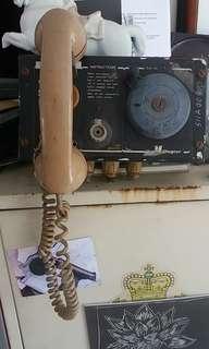 手 搖 發電 挪威 船艦電話