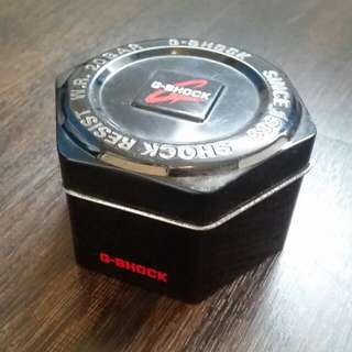 G SHOCK TIN CAN