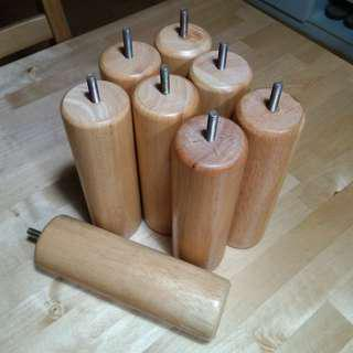Muji Legs for Mattress ( sets of 4)