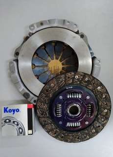 Clutch Set for Toyota Unser