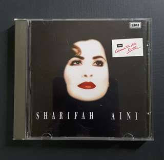 CD Sharifah Aini - Sharifah Aini (1994)