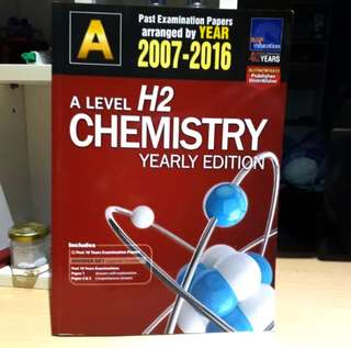 A level H2 chem yearly TYS