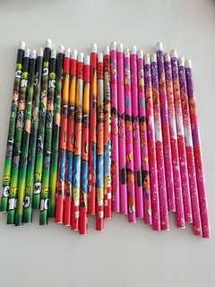 Pencils (26pcs)