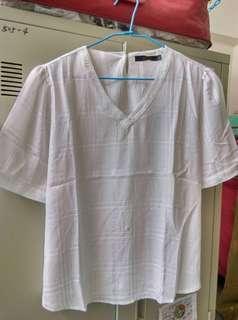 🚚 全新 白襯衫 #女裝半價拉