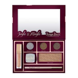 Tanya Burr Cosmetics Jingle And Mingle Night Palette