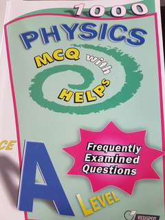 GCE A level physics Q & A