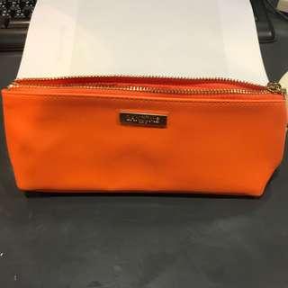 Lancôme orange bag