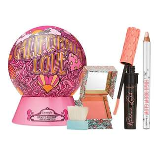 Benefit Galifornia Love Set