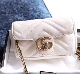 Gucci Marmont GG Bag