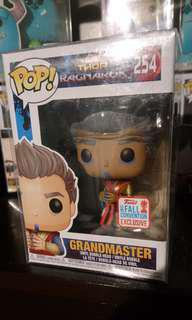 Grandmaster Fall Convention Exclusive Funko Pop free shipping cod