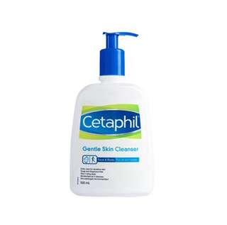 Cetaphil 500ml Gentle Skin Cleanser #July70