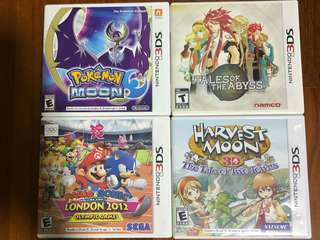 Cheap 3DS Games For Sales