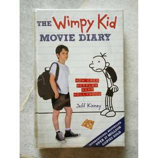 The Diary of a Wimpy Kid Movie Diary (book)