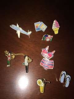 Brooch/pin (45 each)