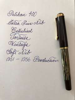 🚚 Fountain Pen Vintage
